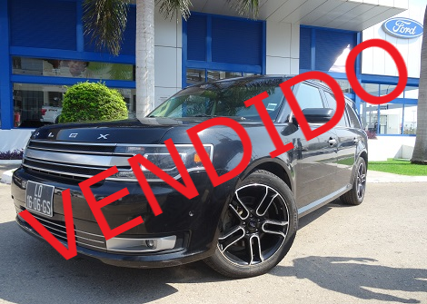 Ford Flex Limited 3.5l 4X4