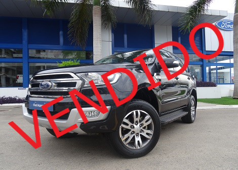 Ford Everest XLT 2.2l